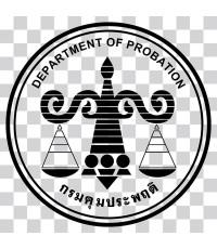 Logo กรมคุมประพฤติ