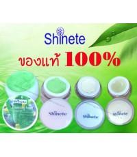 ครีม ชิเนเต้ Shinete Set ขาวใสอมชมพู เบบี้เฟรช หน้าสวย เนียนใส แท้100 ของแท้ต้องแบบกล่องเท่านั้น