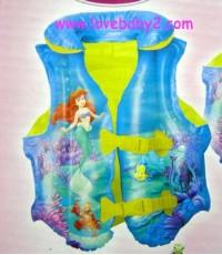 ชูชีพเด็กเล็กลาย เจ้าหญิงเงือกเมอร์เมด ยลิขสิทธิ์แท้จาก Disney