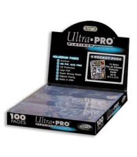 แบ่งขาย Ultra PRO ไส้แฟ้ม 9 ช่อง 11 ห่วง สินค้าคุณภาพ นำเข้าจากอเมริกา