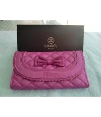 กระเป๋าสตางค์ Chanel 2 พับ