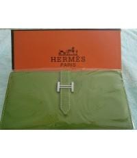 กระเป๋าสตางค์ HERMES ใบยาว