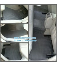 ผลิตและจำหน่ายผ้ายางปูพื้นรถยนต์ Benz S350 W211