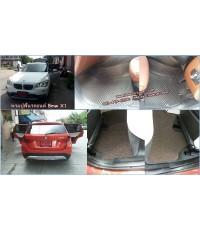 พรมปูพื้นรถยนต์เข้ารูป BMW X1