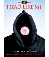 Dead Like Me (season 1) / หนูนี่แหละยมทูต ปี 1 (4DVD) ซับไทย
