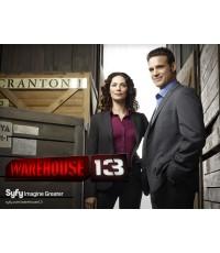 Warehouse 13,season 1 (7 DVD) HDTV บรรยายไทย (12 ตอน)