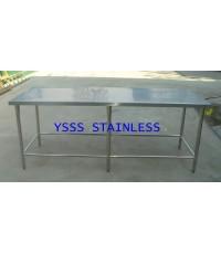 โต๊ะเตรียมสเตนเลส NO.T30