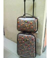 กระเป๋าเดินทางแบบลากset 2ใบ