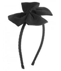 ที่คาดผม Gymboree Black Bow Headband (สินค้านำเข้า)