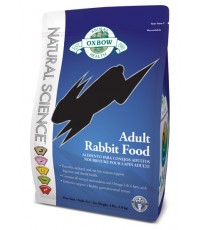 Oxbow Natural Science-Adult Rabbit 4 bl.