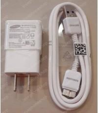 หัวชาร์ต แท้!! SAMSUNG 2.0A + สาย Micro USB 3.0 Data แท้ !!! (ส่งฟรี)
