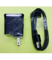 หัวชาร์ต แท้!! SAMSUNG Galaxy Tap (2.0A) + สาย USB Data Galaxy Tap แท้ !!! (ส่งฟรี)