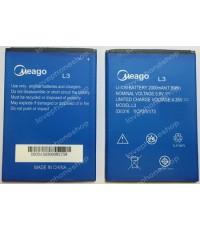 แบตเตอรี่ Meago ZTE Blade L3 apex , Dtac Phone Eagle 5.0 ส่งฟรี!!