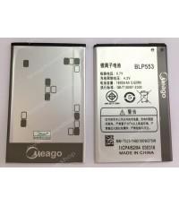 แบตเตอรี่ Meago สำหรับ OPPO Find Way รุ่น U707 รหัส BLP553 ความจุ 1800 mAh (ส่งฟรี)