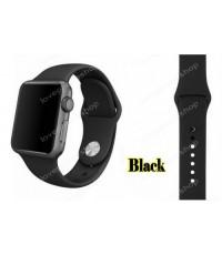 สายนาฬิกา Apple Watch สีดำ (รองรับ Series1/2/3) 42,44 mm. (ส่งฟรี)