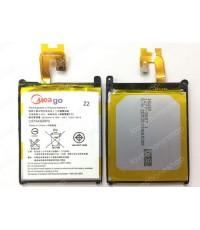 แบตเตอรี่ มอก. Meago สำหรับ Sony Xperia Z2,L50W,L50U,L50T,D6502,D6503 รหัส LIS1543ERPC  ส่งฟรี!!