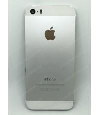 ชุดฝาหลัง (back housing) iPhone 5S สีเงิน (ส่งฟรี)