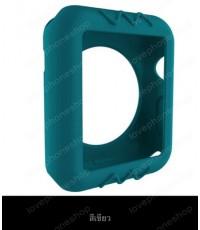 เคส ซิลิโคน สำหรับ Apple Watch 42 มม. สีเขียว (ส่งฟรี)