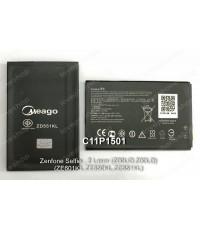 แบตเตอรี่ มอก. Meago - Asus Zenfone Selfie,2Laser6.0(Z00UD,Z00LD,ZE601KL,ZE550KL,ZD551KL)-C11P1501