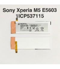 แบตเตอรี่แท้ Sony Xperia M5 (E5603) รหัส AGPB016-A001,1ICP5/37/115 ส่งฟรี!!