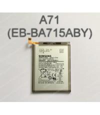 แบตเตอรี่ แท้ Samsung Galaxy A71(EB-BA715ABY)/4500mAh (ส่งฟรี)