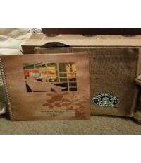 สมุด Note Starbuck