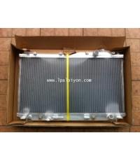 หม้อน้ำอลูมีเนียมทั้งใบ รถฮอนด้าซีวิค ไดแมนชั่น Honda Civic ES 01-05