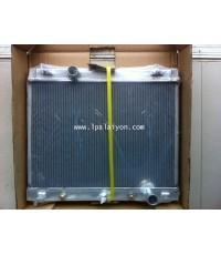 หม้อน้ำอลูมิเนียมทั้งใบ  สำหรับรถโตโยต้ายาริส 06-12 Toyota Yaris 06-12