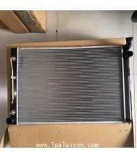หม้อน้ำรถยนต์ โตโยต้า อัลพาร์ด alphard 04-08 V6 3.0 MNH10