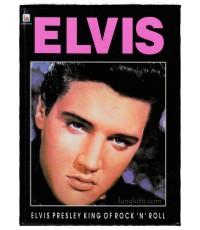 ELVIS PRESLEY KING OF ROCK 'N' ROLL 1935 - 1977