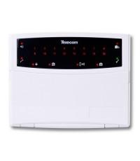 Texecom Premier Keypads RKP16Plus LED Keypad