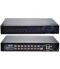 MV DVR Hybrid  16CH 5104C H.264 1080N TCP/IP P2P Cloud