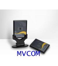 บัตรสมาร์ทการ์ดระยะไกล 5-20 เมตร (RFID smart card) ฯลฯ