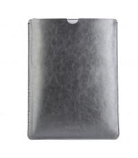 ซอง Taikesen PU Sleeve Case Bag Laptop Cover for Macbook Air และ Pro Retina13 inch - Black Metalic