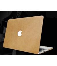 เคสหนัง leather hard case for Macbook Pro 15 with touchbar