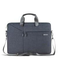 กระเป๋า GEARMAX  Multi-functional Suit Macbook Bag 15.4 inch - สีเทา