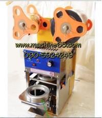 เครื่องซีลฝาแก้วอัตโนมัติ 06 (ปากแก้ว 9.5 ซม.) ปิดฝาแก้วได้ 3 ขนาด