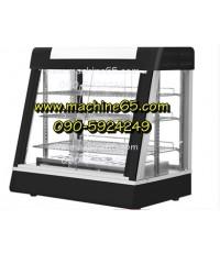 ตู้โชว์อุ่นอาหาร DH-660