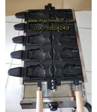 เตาขนมไทยากิปากอ้า 5 ตัว(ไทยากิไอศครีม) ไฟฟ้า