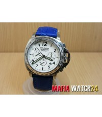 M0170 นาฬิกา Panerai Luminor Chrono Daylight 40mm. Lady Boy Size Mirror A+++3Plus Pam 188