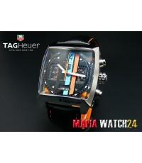 M0155 นาฬิกา TAG Heuer Monaco Twenty Four Conecpt Chronograph Calibre 36 BaseWorld 2009 Mirror