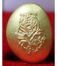 พระกริ่งชินบัญชร ๗๒  เนื้อทองคำ หุ้มแผ่นทองคำ สร้าง๒๙องค์