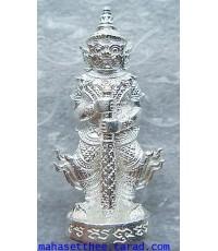 สวยกริ๊ป ท้าวเวสสุวรรณ เทพเจ้ารักษาสมบัติของเทวโลก ปลุกเสกโดย 4 สุดยอดพระเกจิดังค่ะ No ๗๘