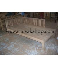 เฟอร์นิเจอร์ไม้สัก  (Furniture) เก้าอี้,เก้าอี้ไม้,เก้าอี้ไม้สัก,  เก้าอี้โซฟาไม้สักแบบสปา