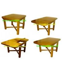 เฟอร์นิเจอร์ไม้สัก(Furniture) โต๊ะ,โต๊ะอาหารไม้สักแบบขยายไซด์