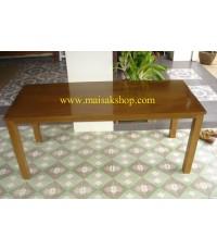 เฟอร์นิเจอร์ไม้สัก (Furniture)  โต๊ะ,โต๊ะเครื่องแป้ง แบบเรียบ