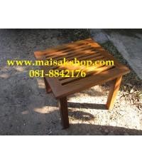 เฟอร์นิเจอร์ไม้สัก(Furniture)  โต๊ะกลางชุดรับแขกไม้สัก