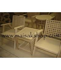 เฟอร์นิเจอร์ไม้สัก(Furniture) เก้าอี้สนาม ไม้สัก5