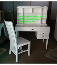 เฟอร์นิเจอร์ไม้สัก(Furniture)  โต๊ะทำงานไม้สักหรือโต๊ะเครื่องแป้ง