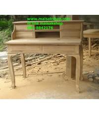 เฟอร์นิเจอร์ไม้สัก(Furniture)  โต๊ะทำงานไม้สัก
